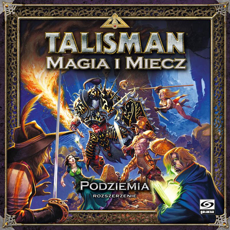 Talisman_Podziemia_2d