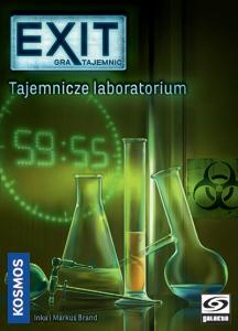 Tajemnicze laboratorium