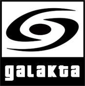 Logo firmy Galakta