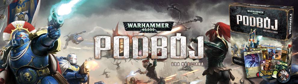 Warhammer 40 000:Podbój
