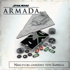 Niszczyciel gwiezdny typu Imperial - 119,90 zł Stara cena: 199,90 zł