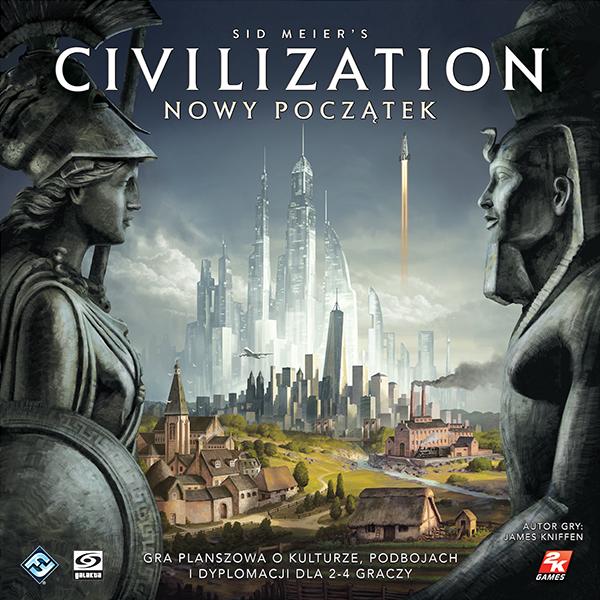 Zapowiedź: Sid Meier's Civilization: Nowy początek
