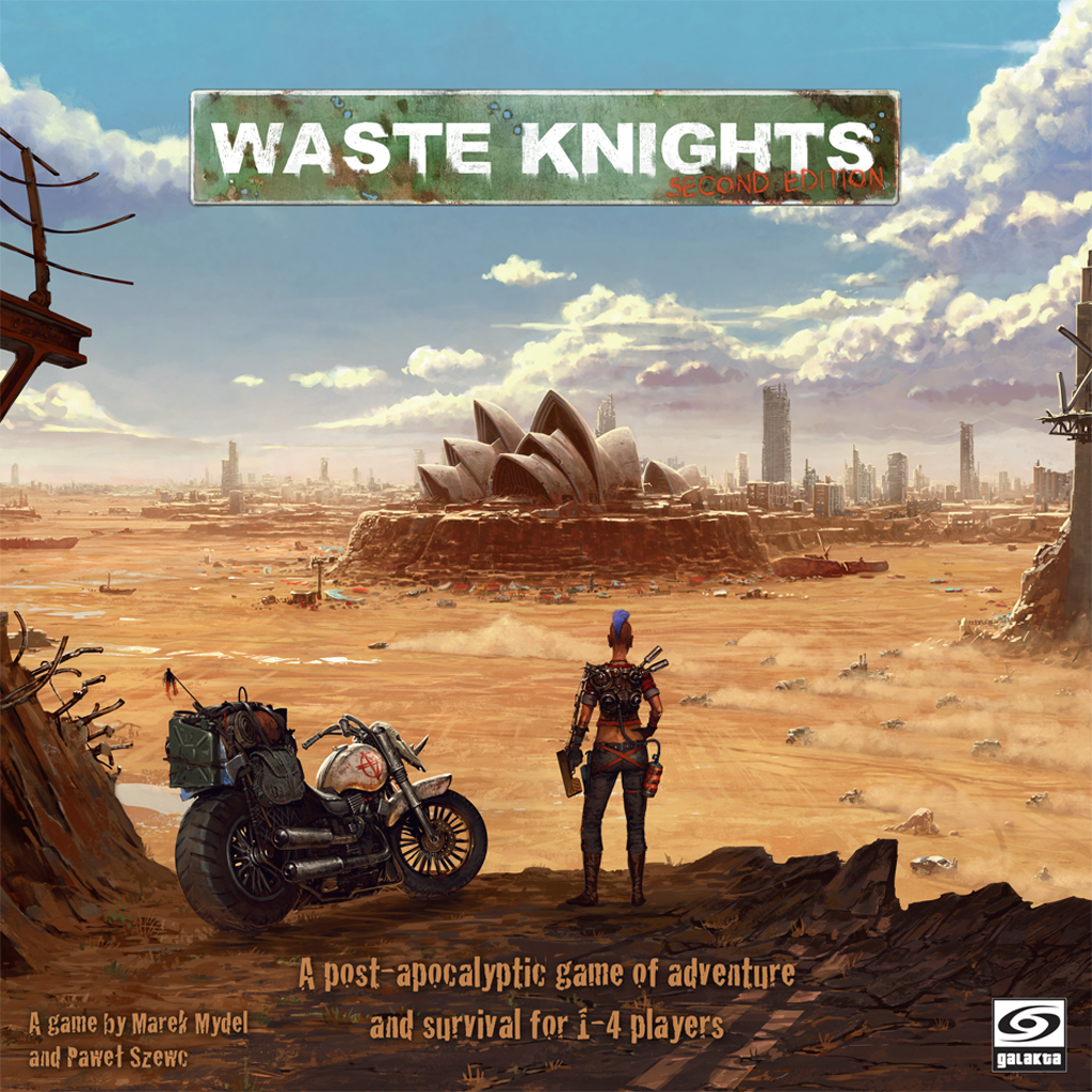 Waste Knights: Second Edition – Wrogie Pustkowia