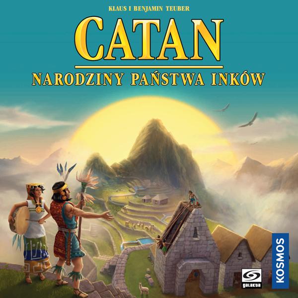 Zapowiedź: Catan: Narodziny państwa Inków