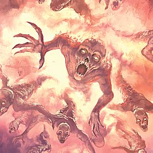 Zapowiedź piątego Zestawu Mitów z cyklu Przerwany Krąg do Horroru w Arkham LCG: W szponach chaosu