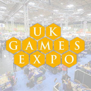 Waste Knights na UK Games Expo!