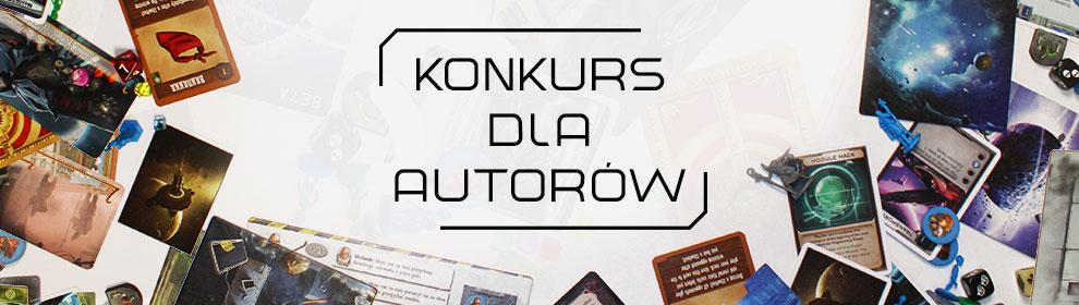 Konkurs dla autorów