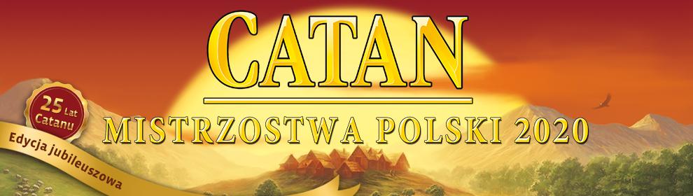 Mistrzostwa Catan 2020