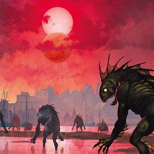 Zmowa nad Innsmouth – zapowiedź nowego cyklu do Horrorou w Arkham: Gry karcianej