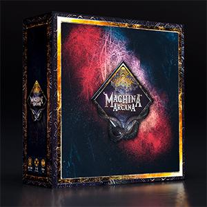 Machina Arcana – mity Cthulhu w steampunkowej oprawie