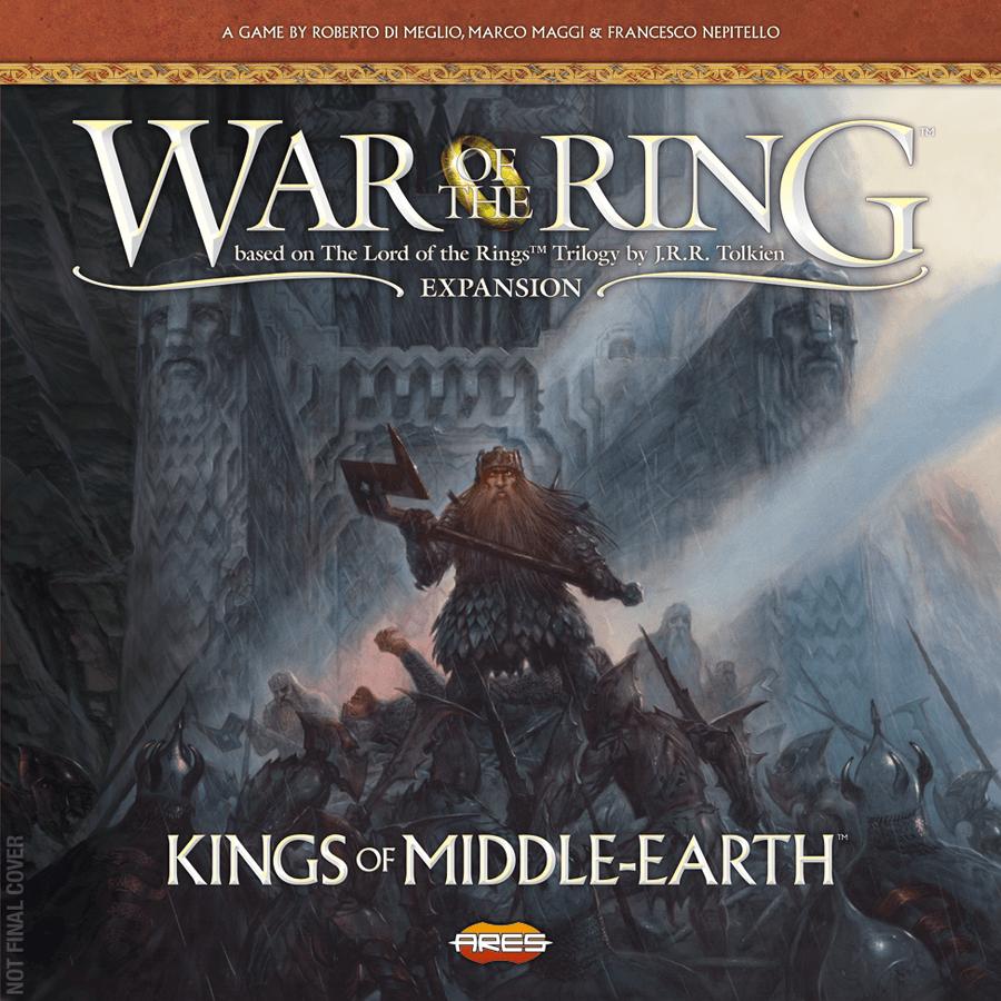 Wojna o Pierścień: Królowie Śródziemia – zapowiedź