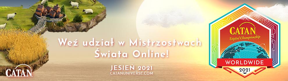 Mistrzostwa Online Catan